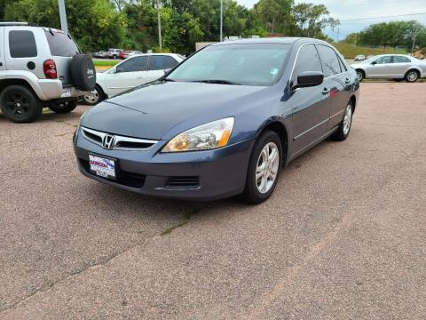 2006 Honda Accord for sale at Gordon Auto Sales LLC in Sioux City IA