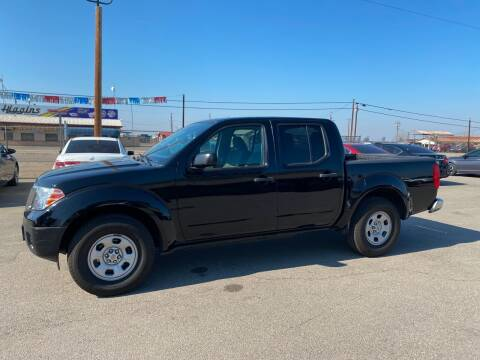 2016 Nissan Frontier for sale at First Choice Auto Sales in Bakersfield CA