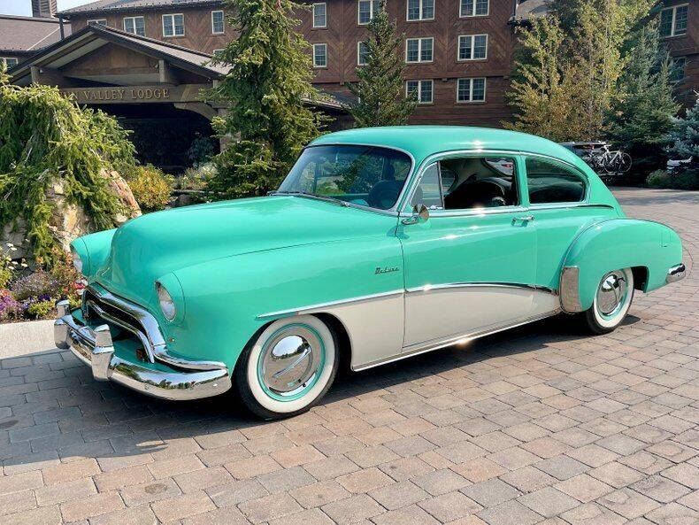 1949 Chevrolet Fastback for sale at Drager's International Classic Sales in Burlington WA