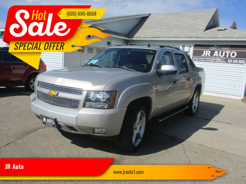 2008 Chevrolet Avalanche for sale at JR Auto in Brookings SD