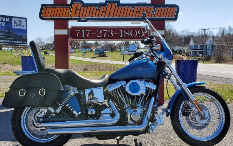 2005 Harley-Davidson FXDLI Dyna Low Rider for sale at Haldeman Auto in Lebanon PA