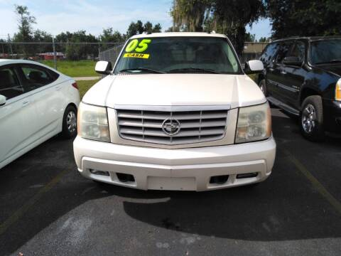 2005 Cadillac Escalade for sale at A To Z Auto Sales in Apopka FL
