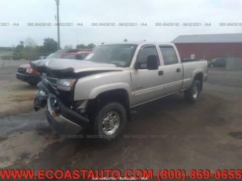 2005 Chevrolet Silverado 2500HD for sale at East Coast Auto Source Inc. in Bedford VA
