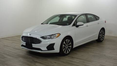 2019 Ford Fusion for sale at TRAVERS GMT AUTO SALES - Traver GMT Auto Sales West in O Fallon MO