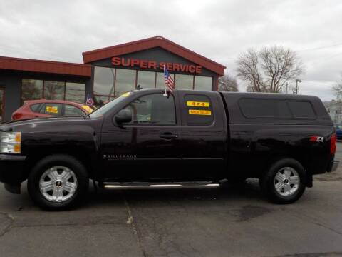 2008 Chevrolet Silverado 1500 for sale at Super Service Used Cars in Milwaukee WI