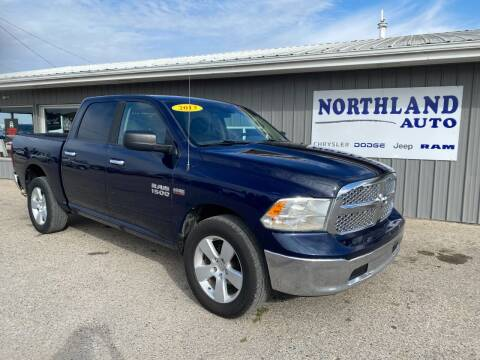 2013 RAM Ram Pickup 1500 for sale at Northland Auto in Humboldt IA