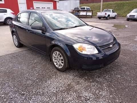 2010 Chevrolet Cobalt for sale at SAVORS AUTO CONNECTION LLC in East Liverpool OH