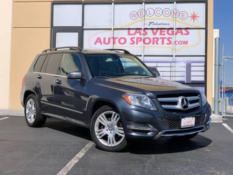 2015 Mercedes-Benz GLK for sale at Las Vegas Auto Sports in Las Vegas NV
