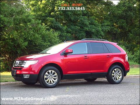 2008 Ford Edge for sale at M2 Auto Group Llc. EAST BRUNSWICK in East Brunswick NJ