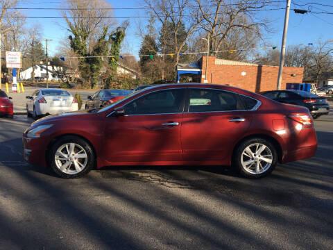 2015 Nissan Altima for sale at Diamond Auto Sales in Lexington NC