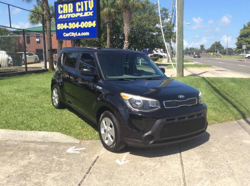 2015 Kia Soul for sale at Car City Autoplex in Metairie LA