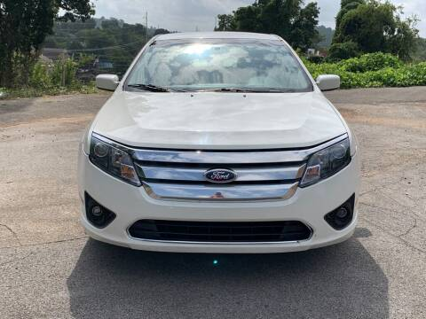 2010 Ford Fusion for sale at Car ConneXion Inc in Knoxville TN
