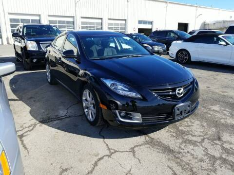 2013 Mazda MAZDA6 for sale at MOUNT EDEN MOTORS INC in Bronx NY
