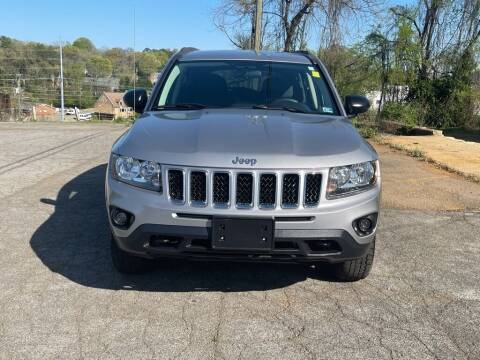 2014 Jeep Compass for sale at Car ConneXion Inc in Knoxville TN
