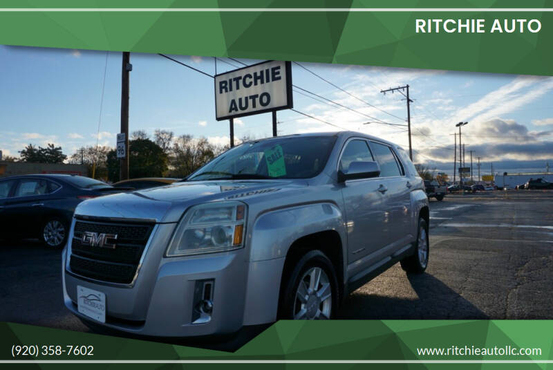 2011 GMC Terrain for sale at Ritchie Auto in Appleton WI