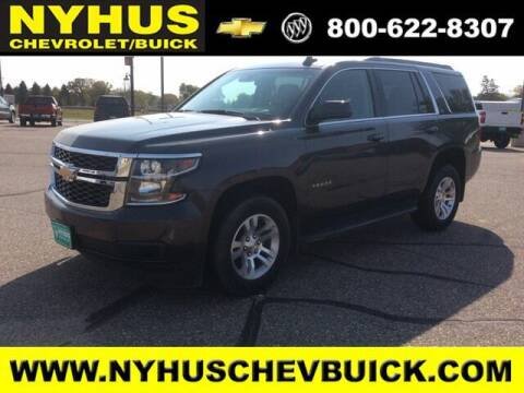 2017 Chevrolet Tahoe for sale at Nyhus Chevrolet Buick in Staples MN