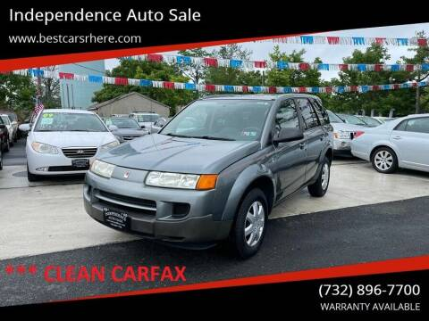 2005 Saturn Vue for sale at Independence Auto Sale in Bordentown NJ