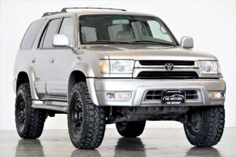 2001 Toyota 4Runner for sale at MS Motors in Portland OR