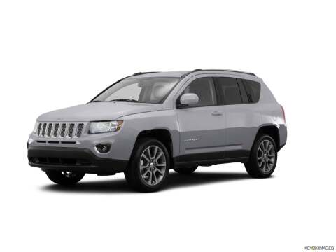 2017 Jeep Compass for sale at FRED FREDERICK CHRYSLER, DODGE, JEEP, RAM, EASTON in Easton MD