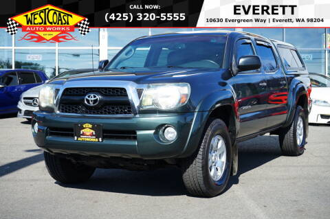 2011 Toyota Tacoma for sale at West Coast Auto Works in Edmonds WA