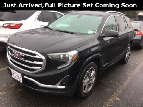 2019 GMC Terrain for sale at Royal Moore Custom Finance in Hillsboro OR