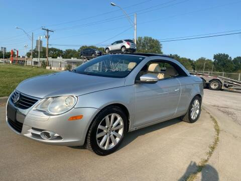 2009 Volkswagen Eos for sale at Xtreme Auto Mart LLC in Kansas City MO