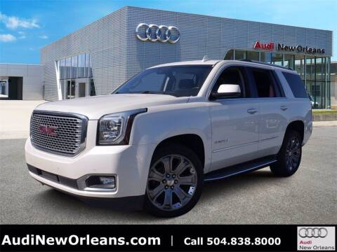 2015 GMC Yukon for sale at Metairie Preowned Superstore in Metairie LA