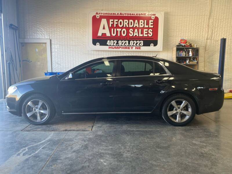 2009 Chevrolet Malibu for sale at Affordable Auto Sales in Humphrey NE