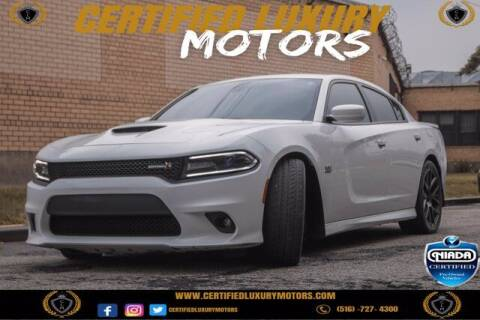 2018 Dodge Charger for sale at CERTIFIED LUXURY MOTORS OF QUEENS in Elmhurst NY