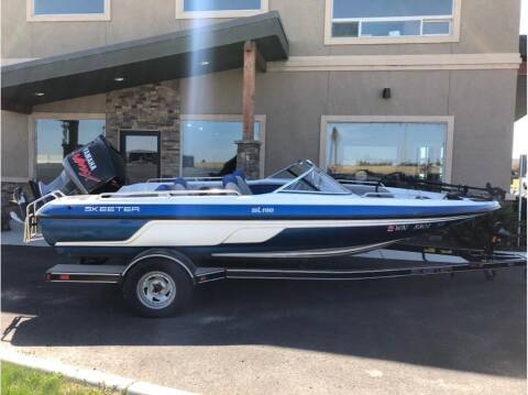 2008 Skeeter 18ft for sale at Moses Lake Family Auto Center in Moses Lake WA