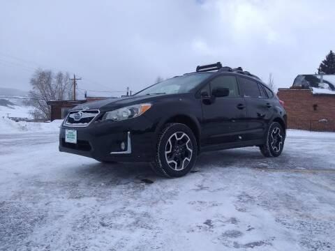 2016 Subaru Crosstrek for sale at HIGH COUNTRY MOTORS in Granby CO