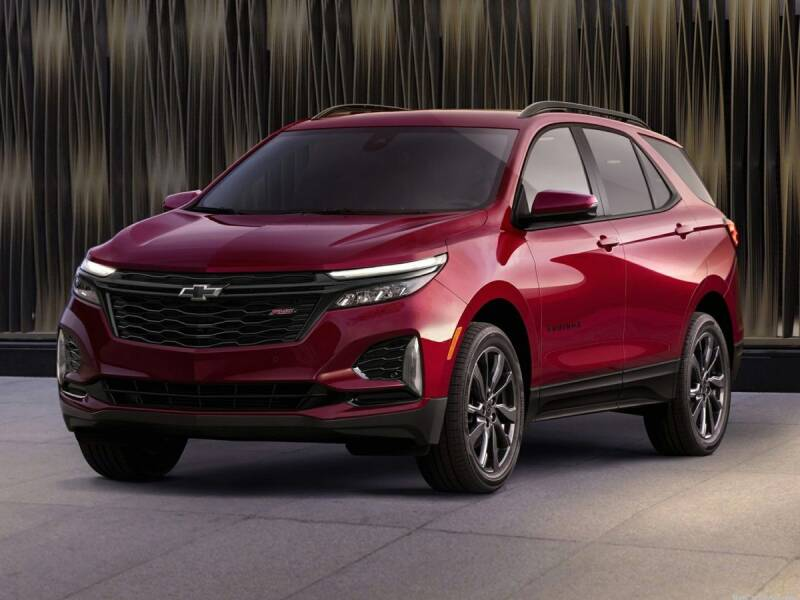 2021 Chevrolet Equinox for sale at Sundance Chevrolet in Grand Ledge MI