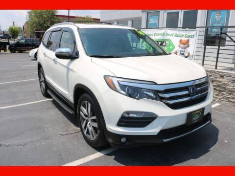 2016 Honda Pilot for sale at AUTO POINT USED CARS in Rosedale MD