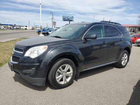 2012 Chevrolet Equinox for sale at Revolution Auto Group in Idaho Falls ID