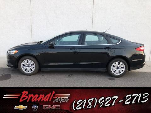2014 Ford Fusion for sale at Brandl GM in Aitkin MN