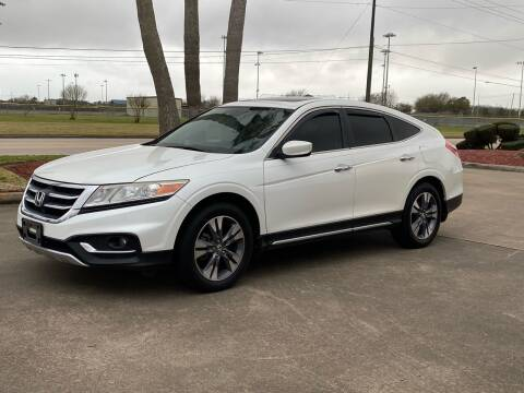 2013 Honda Crosstour for sale at M A Affordable Motors in Baytown TX