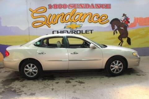 2009 Buick Allure for sale at Sundance Chevrolet in Grand Ledge MI