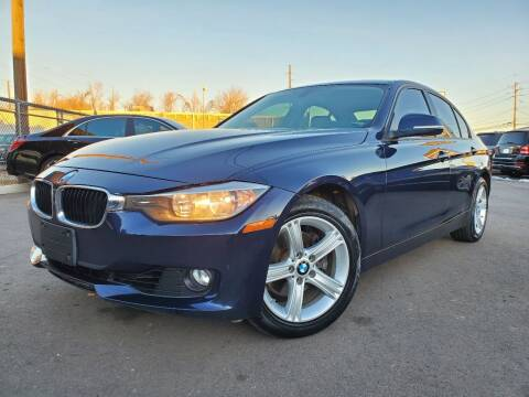 2013 BMW 3 Series for sale at LA Motors LLC in Denver CO