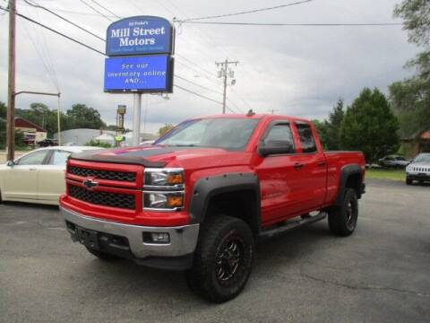 2015 Chevrolet Silverado 1500 for sale at Mill Street Motors in Worcester MA