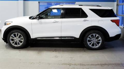 2020 Ford Explorer for sale at Torgerson Auto Center in Bismarck ND