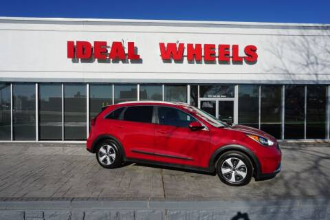 2017 Kia Niro for sale at Ideal Wheels in Sioux City IA