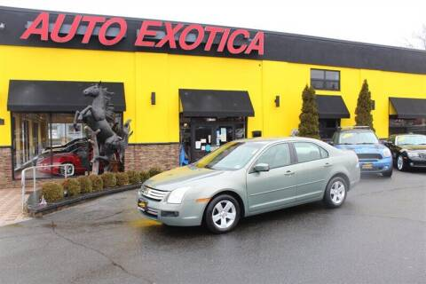 2008 Ford Fusion for sale at Auto Exotica in Red Bank NJ