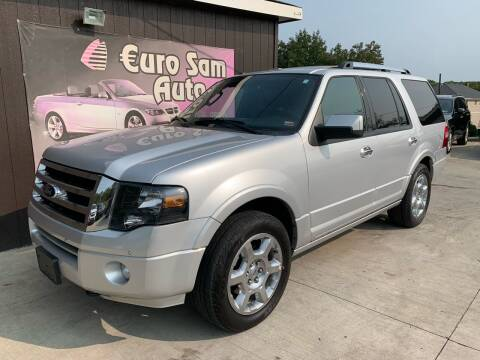 2013 Ford Expedition for sale at Euro Auto in Overland Park KS