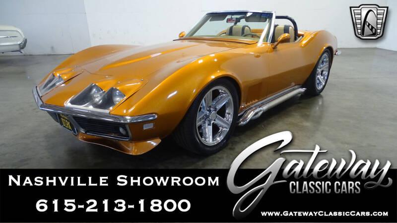 1968 Chevrolet Corvette for sale in La Vergne, TN