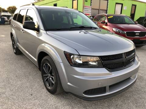 2018 Dodge Journey for sale at Marvin Motors in Kissimmee FL