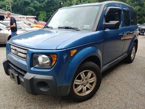 2008 Honda Element for sale at CRS 1 LLC in Lakewood NJ
