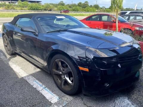 2015 Chevrolet Camaro for sale at ROCKLEDGE in Rockledge FL