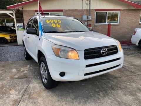 2006 Toyota RAV4 for sale at Port City Auto Sales in Baton Rouge LA