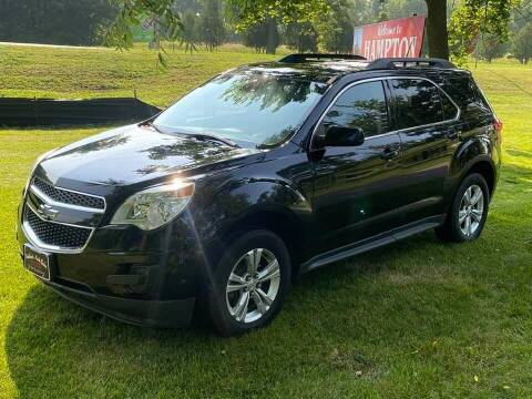 2014 Chevrolet Equinox for sale at BROTHERS AUTO SALES in Hampton IA