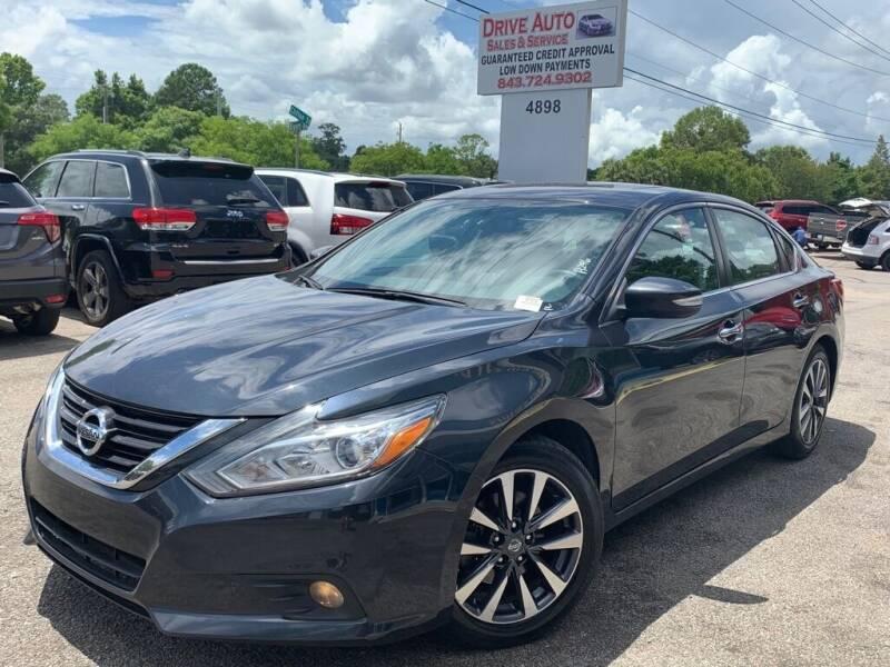 2017 Nissan Altima for sale at Drive Auto Sales & Service, LLC. in North Charleston SC